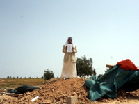 Israel demolishes al-Araqib homes for 83rd time