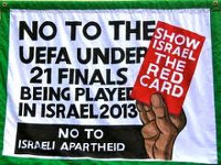 Suspend the Israeli Football Association's FIFA membership