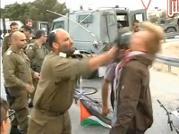 Palestinians and internationals attacked during biking trip in Jordan Valley