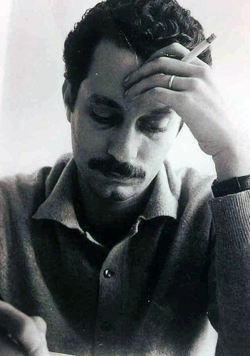Ghassan Kanafani (6. April 1936 - 8. Juli 1972)