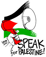 Speak for Palestine!